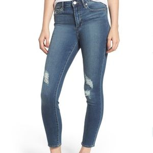 Articles of Society High Rise Crop Jeans NWT